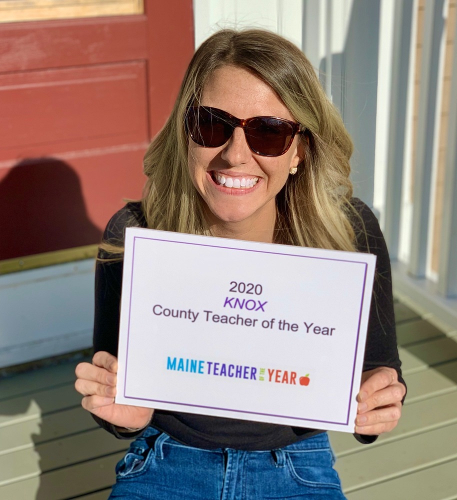 Announcing the Knox County Teacher of the Year