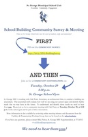 School Building Community Survey and Meeting