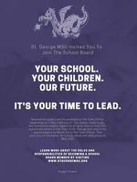 Join the St. George MSU School Board!