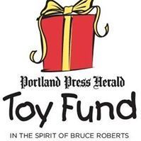 Portland Press Herald Toy Fund in the Spirit of Bruce Roberts logo