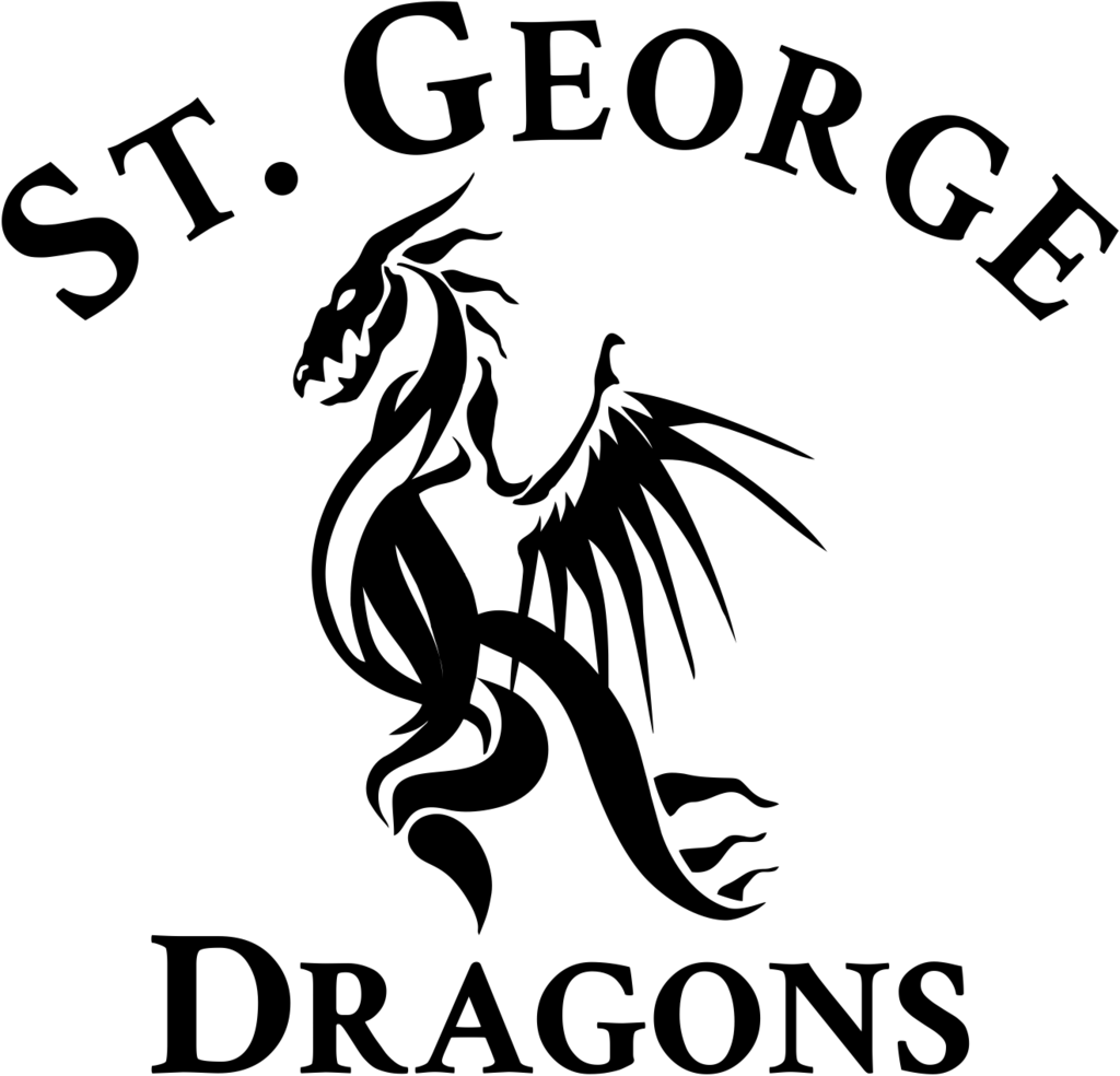 St. George MSU Athletic Logo